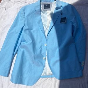 Tailorbyrd Blue Blazer